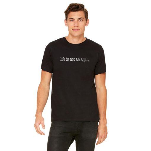Men's Athletic in Black